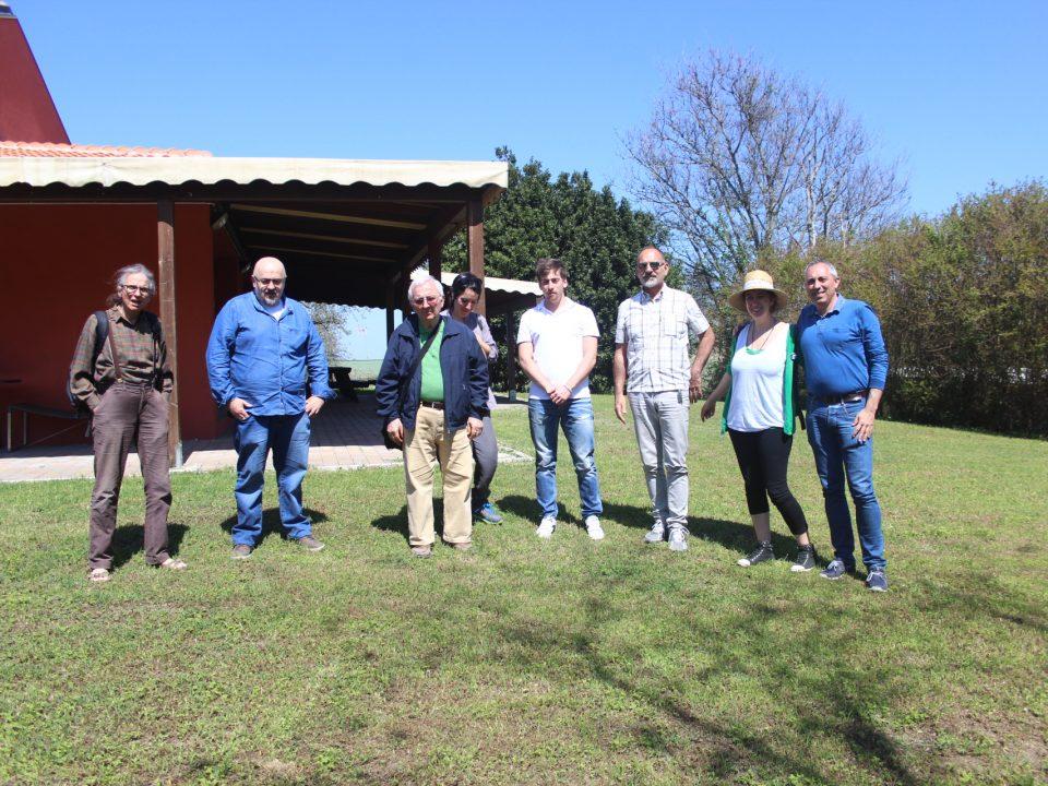 Cooperativa Sociale Cento Fiori ospita delegazione Galizia Banca Etica