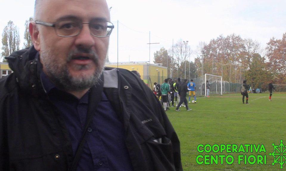 Cristian Tamagnini, presidente Cooperativa Sociale Cento Fiori