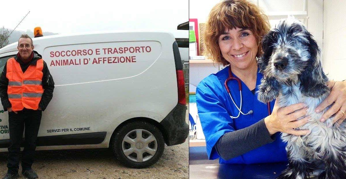 Cristiano Benvenuti e Paola Calcagnini Cooperativa Sociale Cento Fiori