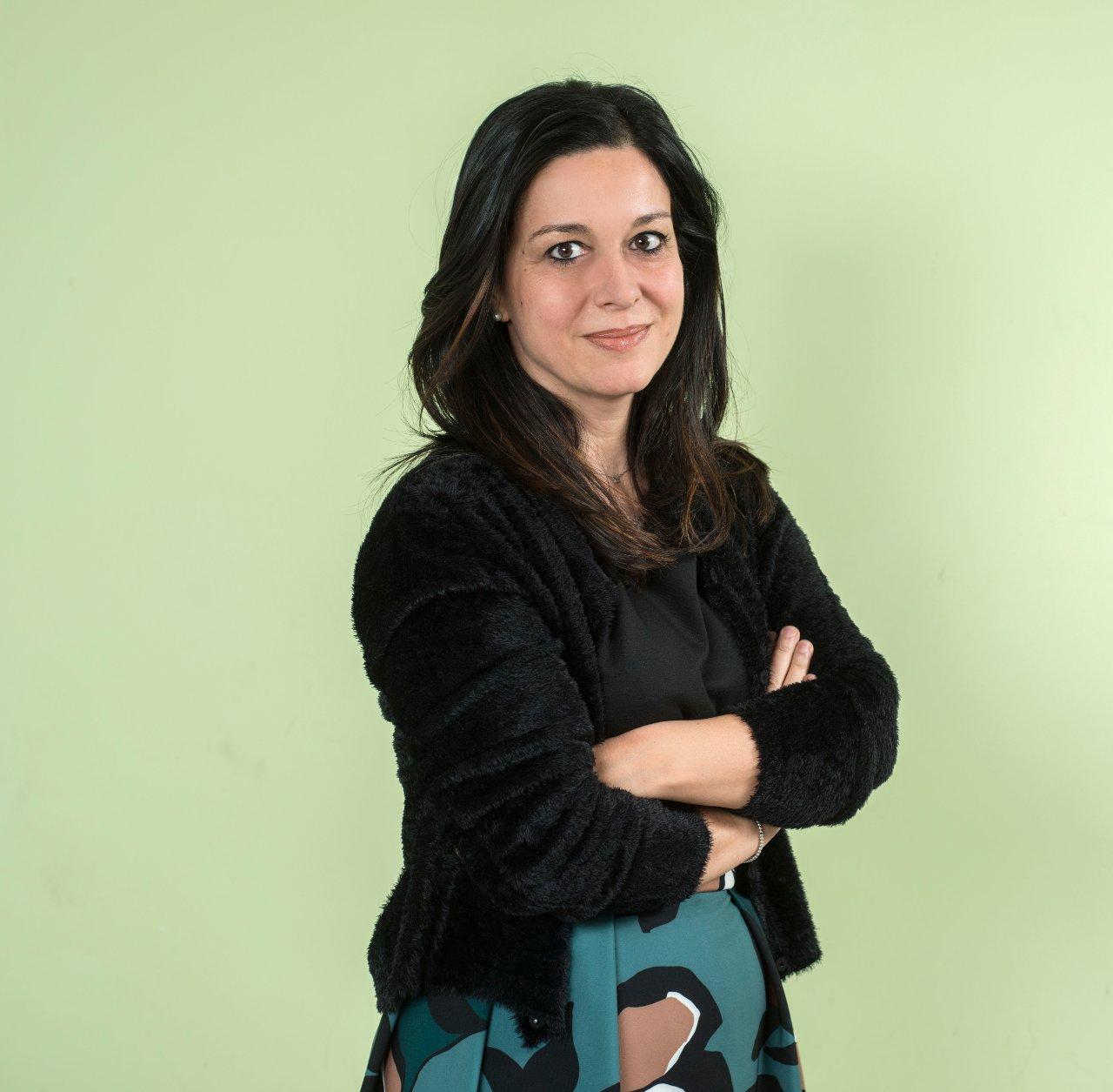 Gabriella Maggioli vicepresidente cooperativa sociale Cento Fiori