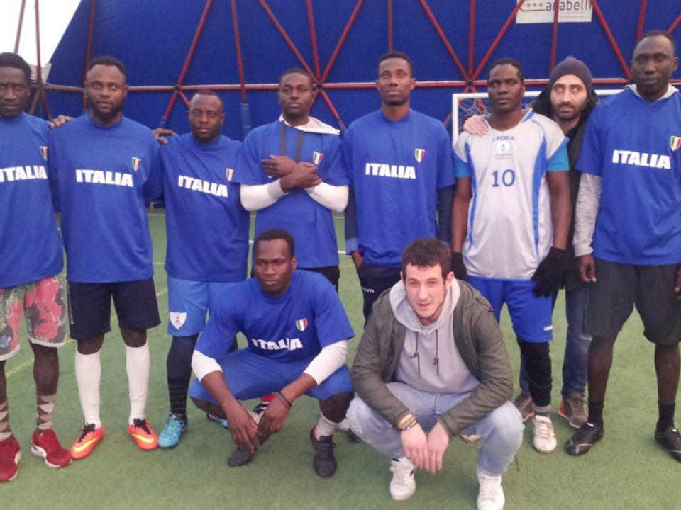 Migrare Cento Fiori al suo esordio nel torneo amatoriale di calcio a 5 Midland