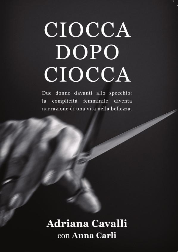 Copertina biografia Adriana Cavalli, Rimini
