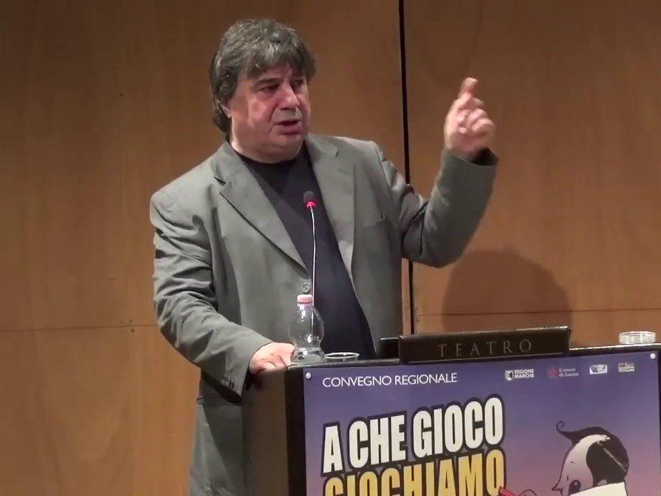Riccardo De Facci, presidente Coordinamento Nazionale Comunità di Accoglienza (CNCA)