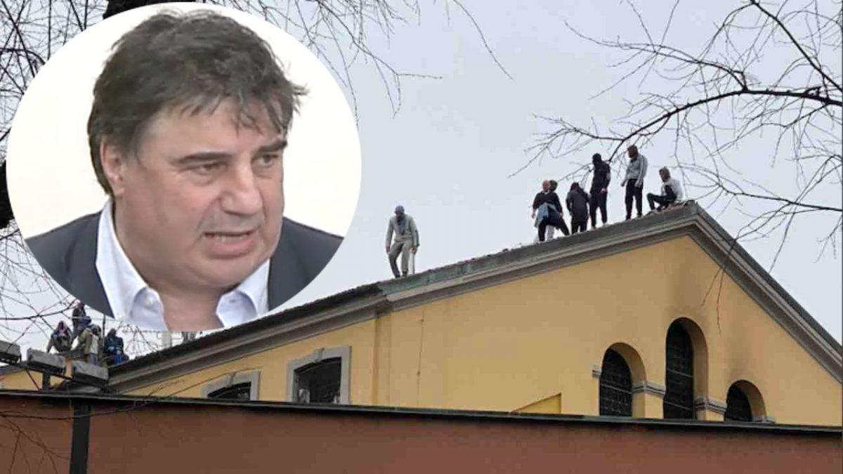 Riccardo De Facci (Cnca) e le rivolte nelle carceri