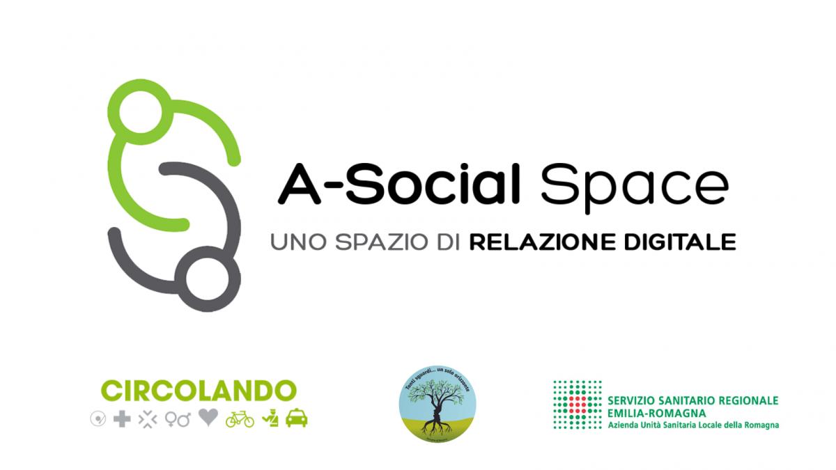 A-Social Space di Riccione, unospazio di relazione digitale in via Mantova 6 a Riccione