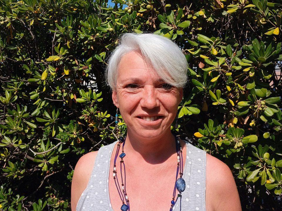 Claudia Luppi, socialoga, dell'Istituto di Fisiologia Clinica del CNR